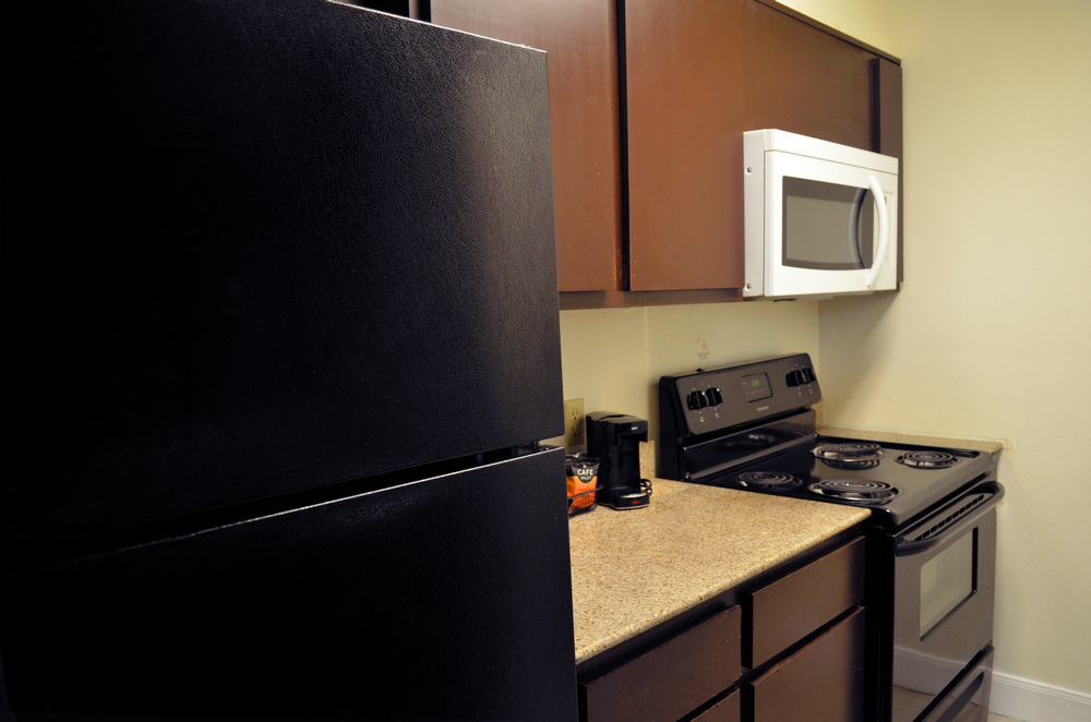 Full kitchenette for Guestroom